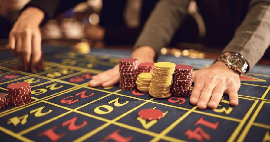 Плюсы и минусы дополнительных ставок в живом казино