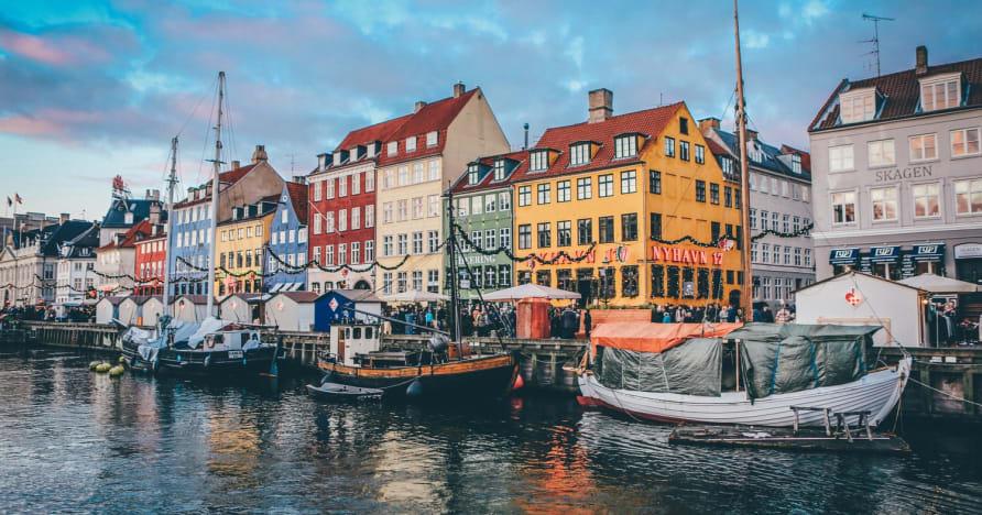 Пункты приема ставок в Дании будут закрыты до 5 апреля