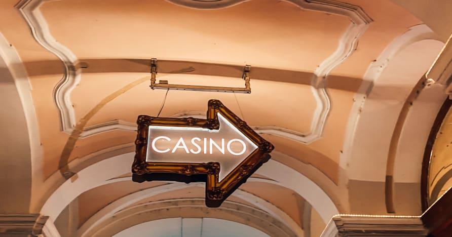 Азартные игры в живом казино