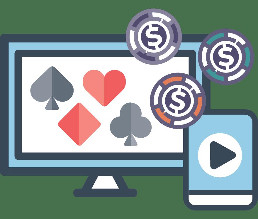 Казино с живым видео-покером - лучший рейтинг в 2021 году