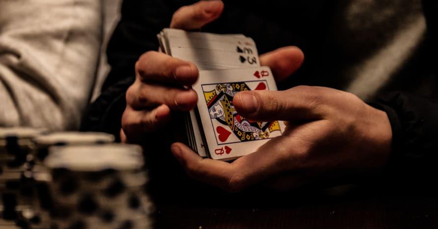 Математика в онлайн-видео покере