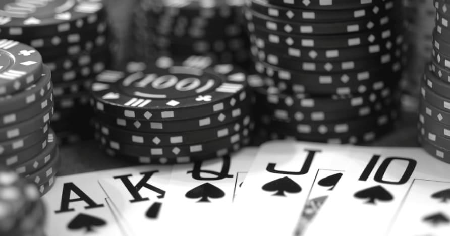 Топ-6 азартных игр, которые зависят исключительно от навыков